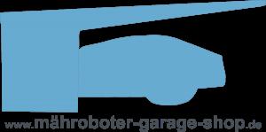 Logo mähroboter-garage-shop